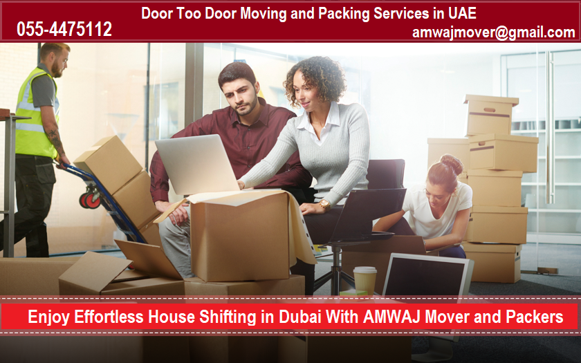 Movers in Dubai
